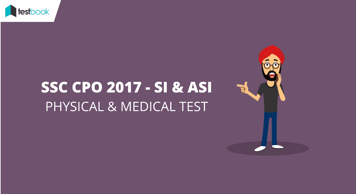SSC CPO Physical test