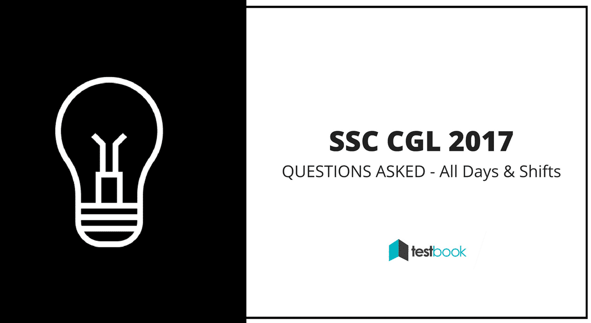 ssc cgl questions asked