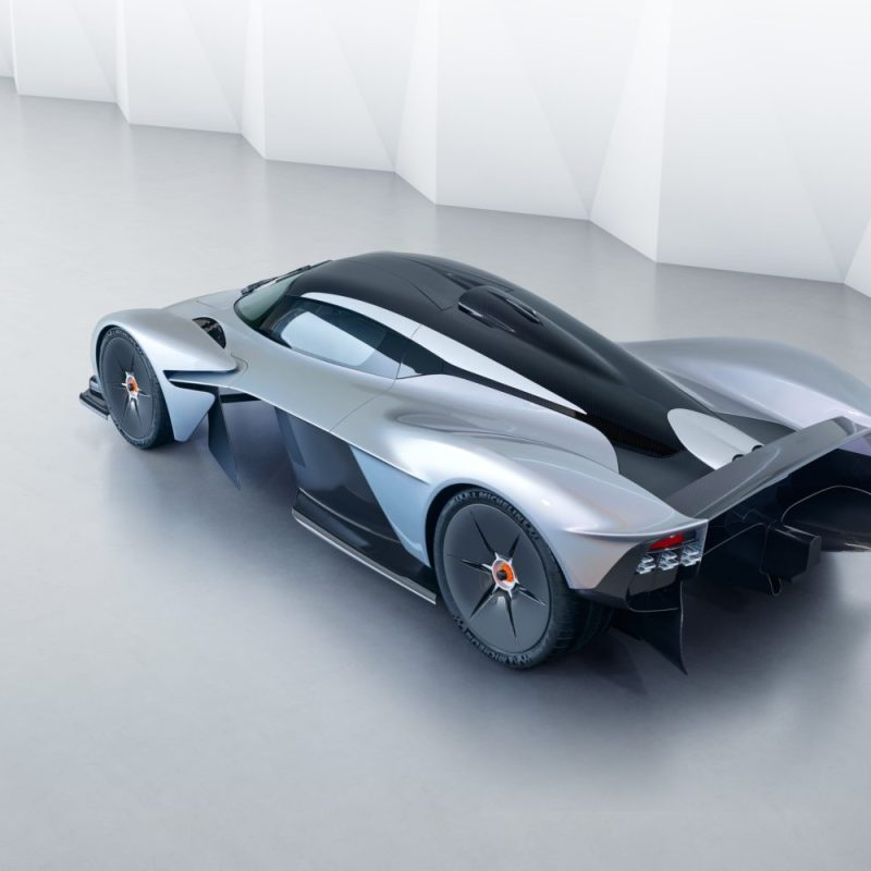 Aston Martin Valkyrie Doors: ASTON MARTIN VALKYRIE Test Drive And Review