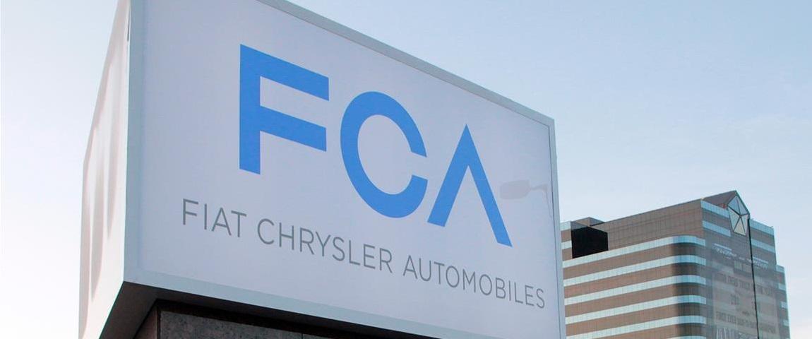 Fiat Chrysler Fined