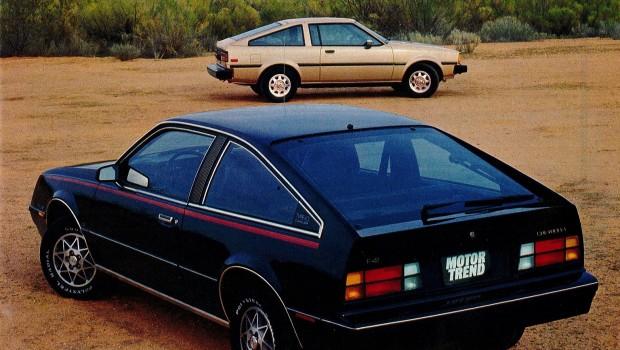 1993 chevy simple wan diagram » 1982 chevrolet cavalier cl type 10 vs toyota corolla sr5 test drive
