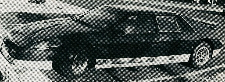1993 Bonneville Pontiac