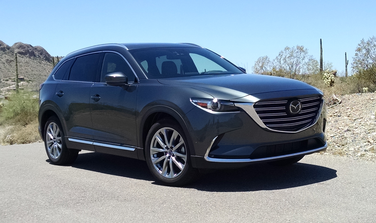 2016 Mazda Cx 9 Reviews And Rating Motor Trend  Autos Post