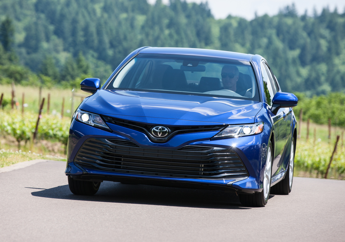 all new camry 2018 review logo grand avanza first drive toyota testdriven tv