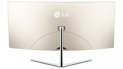 LG UltraWide 34UC97 rear