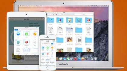 iOS 8 iCloud feature