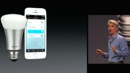 iOS 8 smart home