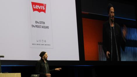 Google IO: Google ATAP wants to make your clothes smart