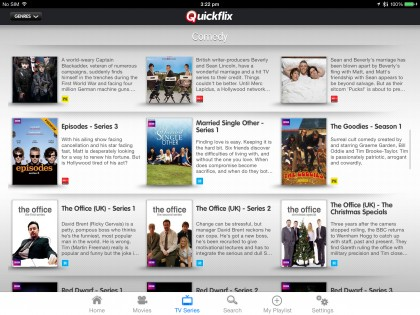 Quickflix review