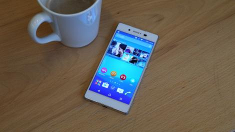 Hands-on review: Sony Xperia Z3+