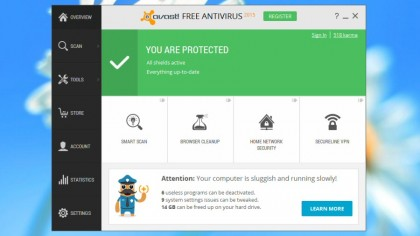 Avast is one of the leaders