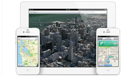 You might actually use Apple Maps if this update happens
