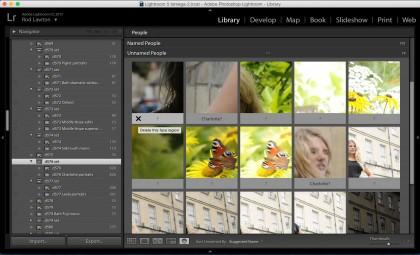 Adobe Photoshop Lightroom CC/Lightroom 6 screenshot