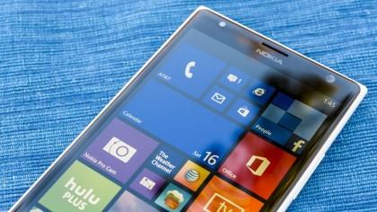 Windows 10 phone tiles