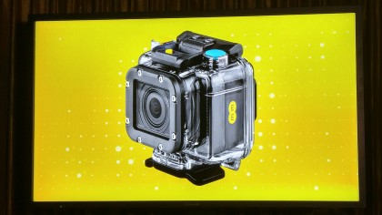 EE 4GEE Action Camera review