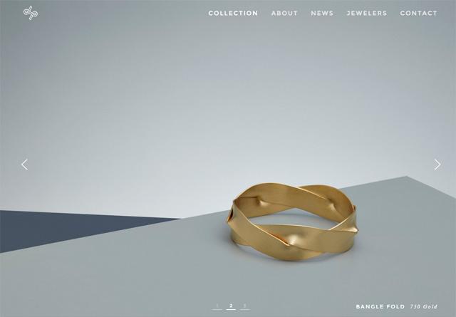 Screenshot of a clean website: Leen Heyne