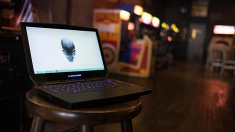 Review: Alienware 13