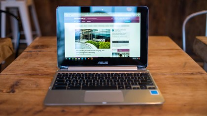 Asus Chromebook Flip review