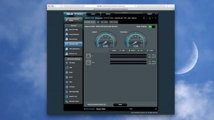 Asus RT-AC87U monitor