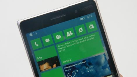 Hands-on review: Updated: Windows 10 Mobile