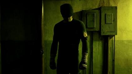 LG 4K OLED Daredevil