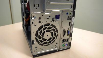 HP ProDesk 405 G2 back close