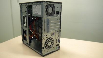 HP ProDesk 405 G2 open