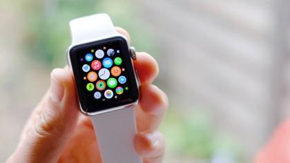 Applw Watch Home Screen