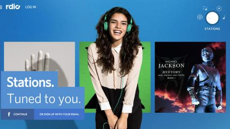 Rdio launches new curated stations to take on Apple Music