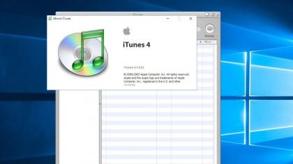 iTunes 4.1