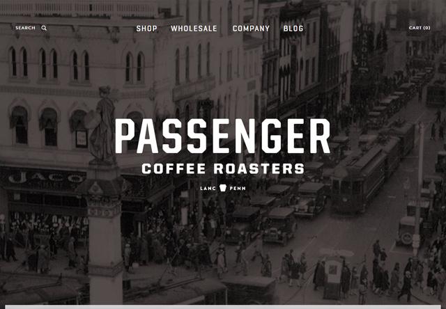 Passenger Coffee