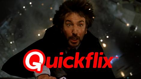 Opinion: Quick, Quickflix: It's time to give yourself the flick