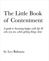 Book cover of The Little Book of Contentment