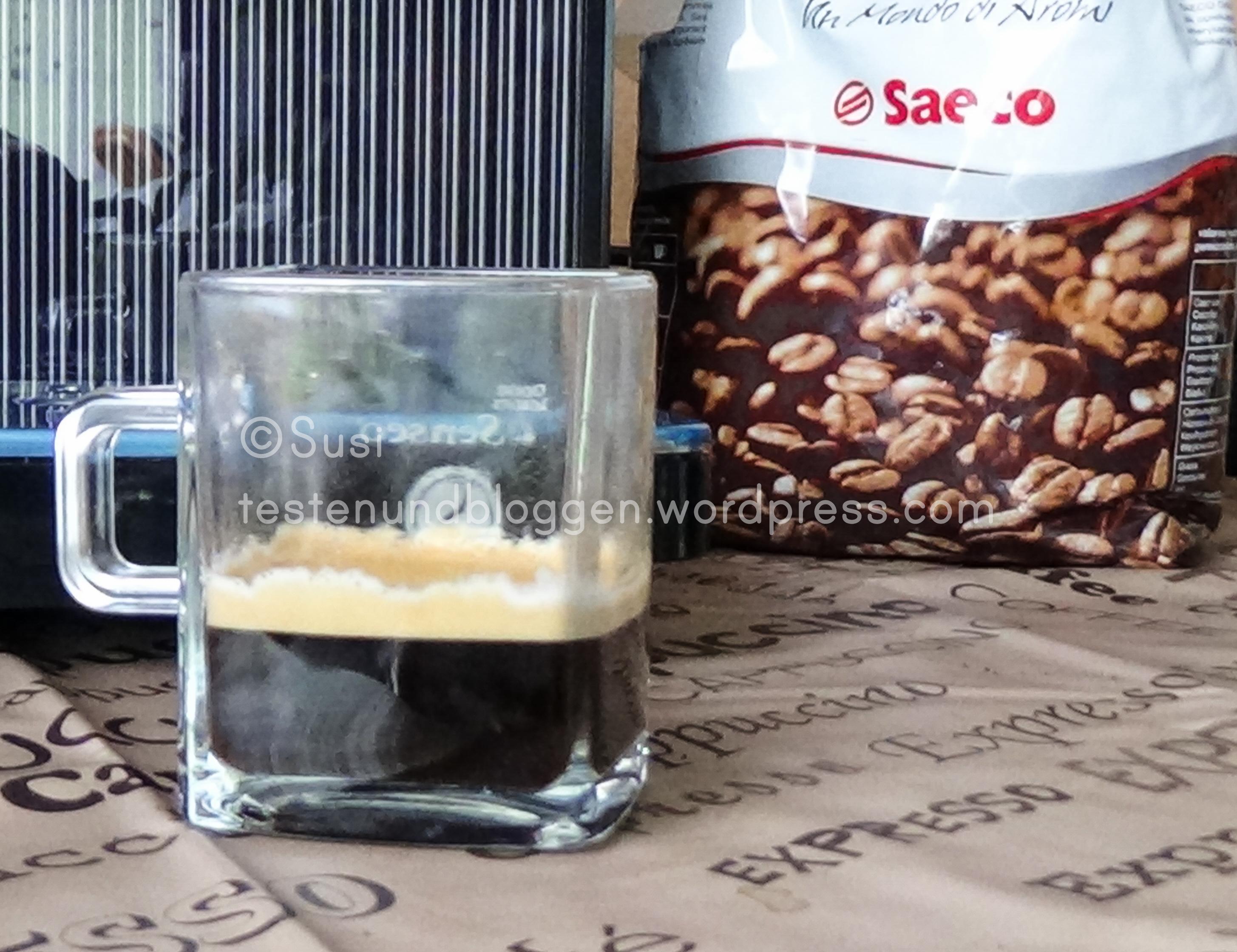 Saeco Granbaristo – Die Kaffeekreationen Teil 2 | Testen Und Bloggen