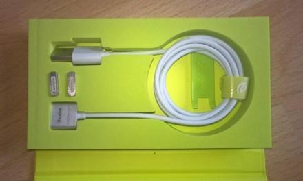 magisch-magnetisch [WSKEN XCable magnetisches USB-Kabel]