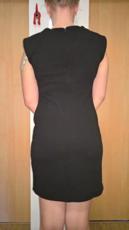 enttäuschender Hingucker [Kleid von Pink Boom Paris] im Produkttest