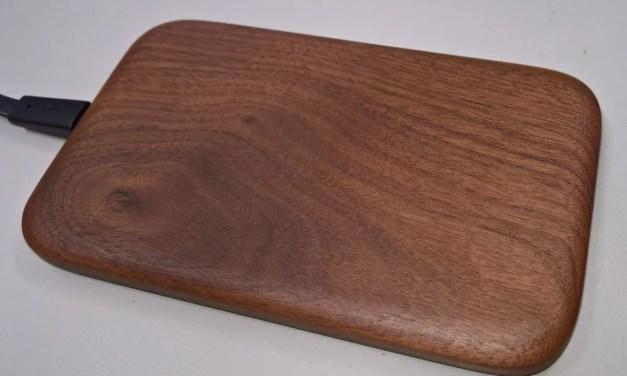Wunderschöne Ladeschale [Holzladeschale von Maxfield (5 von 5)]
