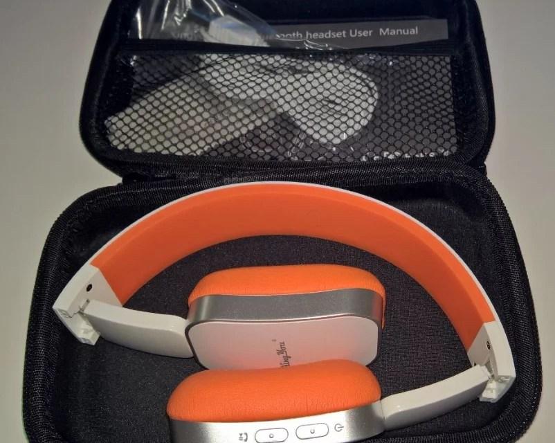 Spannende Optik, Langweilige Akustik [Kopfhörer von KingYou (3 von 5)]