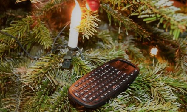 Mini-Tastatur  [Mini-Tastatur von Rii (5 von 5)]