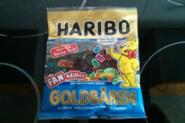 Haribo Goldbären FAN-edition