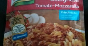 Knorr Fix Bolognese Tomate-Mozzarella 4