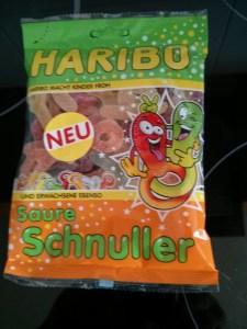 HARIBO Saure Schnuller