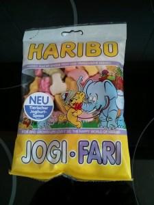 Haribo Jogi-Fari