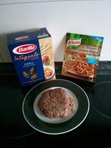 Knorr Fix Bolognese Unsere Beste! - Zutaten