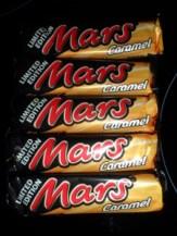 Mars Caramel - einzeln
