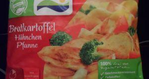 FRoSTA Bratkartoffel Hähnchen Pfanne 1