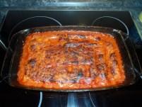 Knorr Cannelloni - fertig