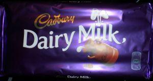 Cadbury Dairy Milk 1