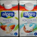 Alpro Drinks fresh 1