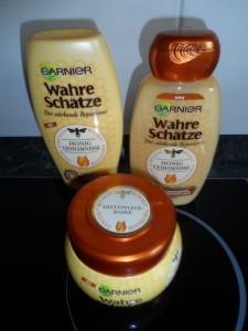 Garnier Wahre Schätze Honig Geheimnisse (2)